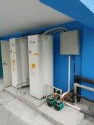 承压储水式燃气中央热水器