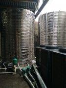 空气能中央热水工程