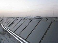 太阳能空气能组合中央热水