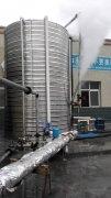 热交换中央热水